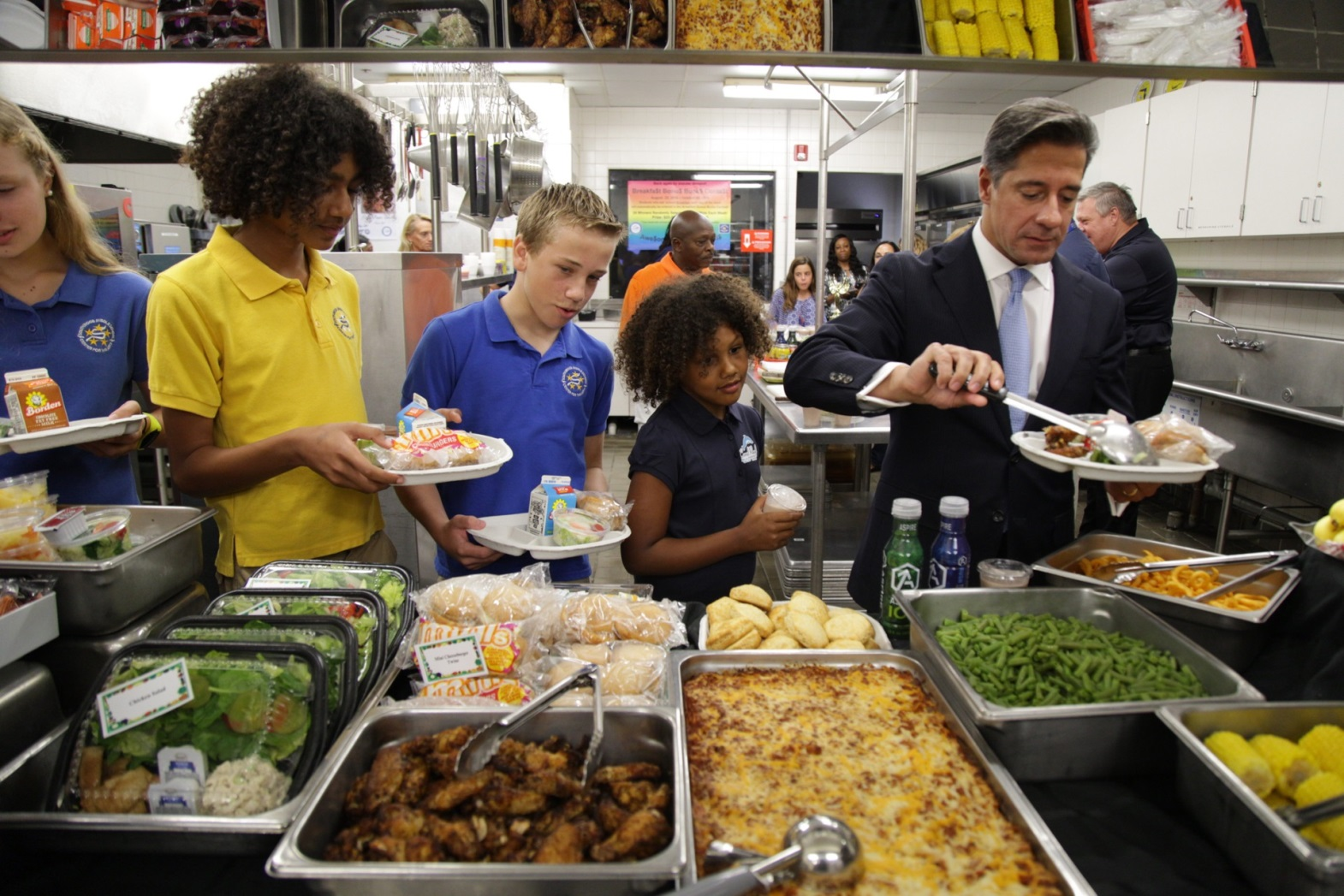 School Food Services Miami Dade County
