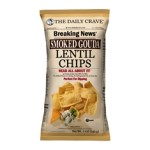 Jpeg Smoked Gouda Lentil Chips, 5oz